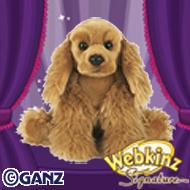 Amazon.com: Webkinz Cocker Spaniel: Toys & Games | 190x190