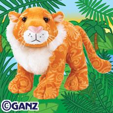 Webkinz Majestic Tiger