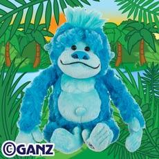 Groovy Gorilla   WKN: Webkinz Newz